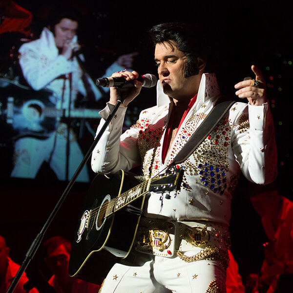 Elvis - The Musical - Grahame Patrick alias Elvis Presley