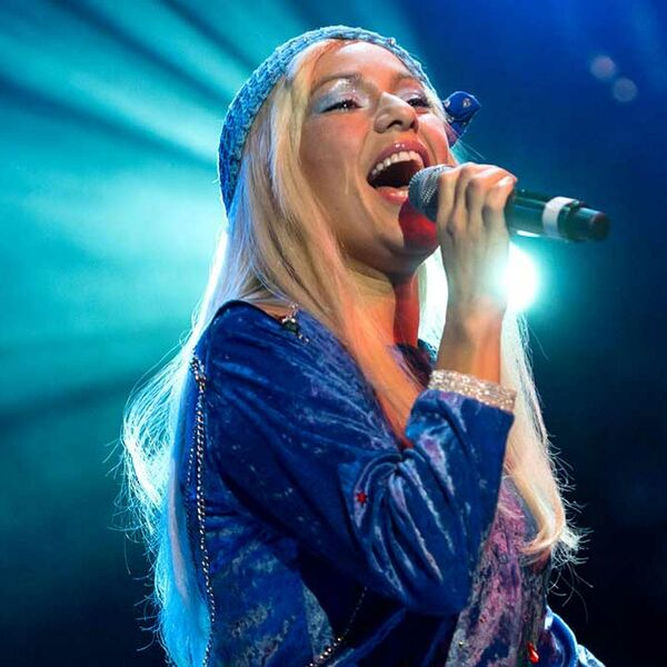 The Tribute to ABBA & Boney M. - Rachel Hiew alias Agnetha
