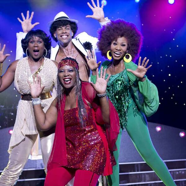The Tribute to ABBA & Boney M.