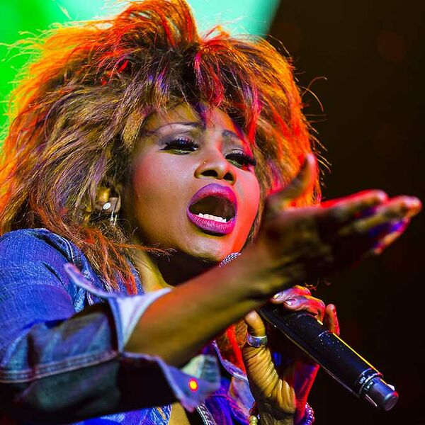 Simply the Best - Coco Fletcher alias Tina Turner