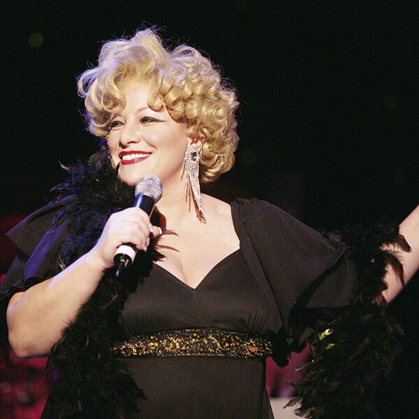 DIVAS - The Show - Sherie Rae Parker alias Bette Midler