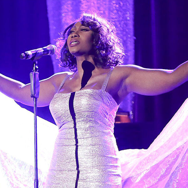 DIVAS - The Show - Coco Fletcher alias  Whitney Houston