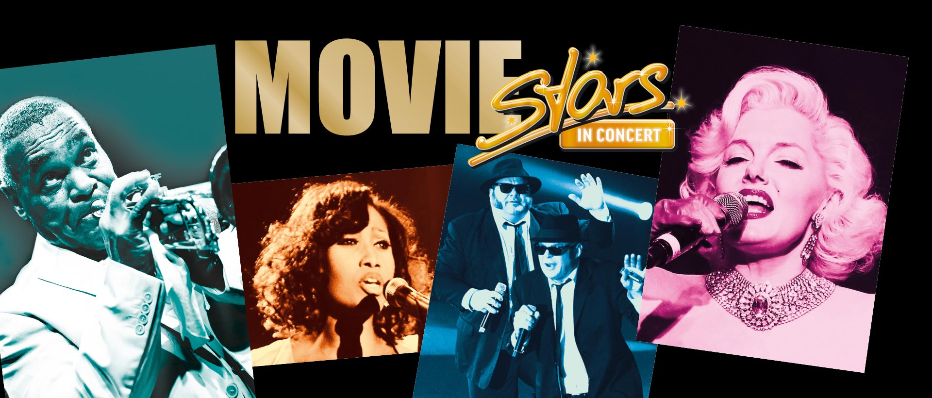 Stars in Concert Moviestars 02/12/ - 04/19/2020 canceled